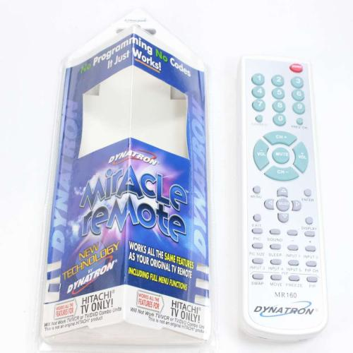 MR160 Miracle Hitachi Unversal Remote Control With Pip