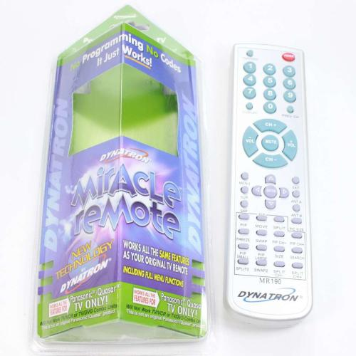MR190 Miracle Panasonic Unversal Remote Control With Pip