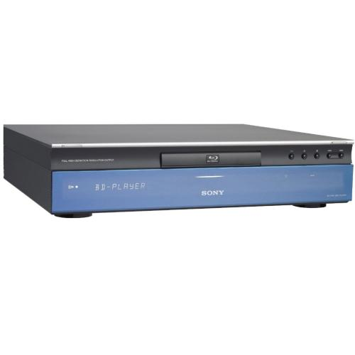 Blu-ray Disc/DVD Player