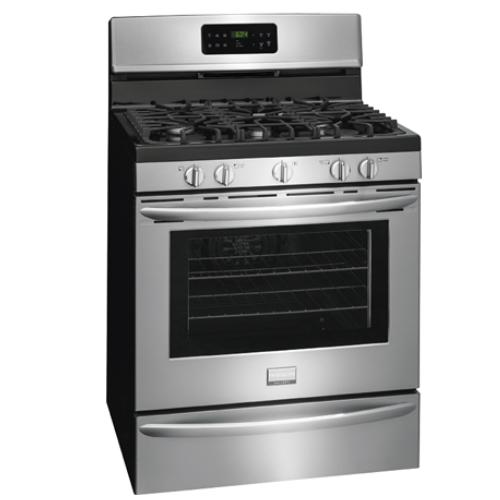 FGEF3035RFA 30 In. 5.7 Cu. Ft. Electric Range Stainless Steel