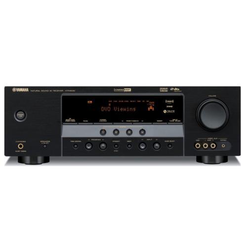 Yamaha Htr  No Volume
