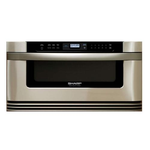 Kb6001ns Insight 24 Inch Microwave Drawer Oven