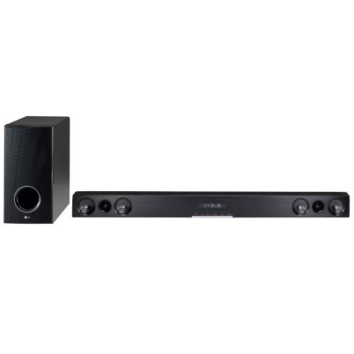 Lsb316 Lg Sound Bar With Wireless Subwoofer And Bluetooth Connectivity