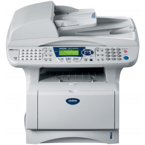 MFC8840DN 5-In-1 Monochrome Laser Multi-function Center With Duplexing