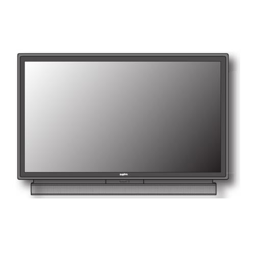 Rear Projection Television