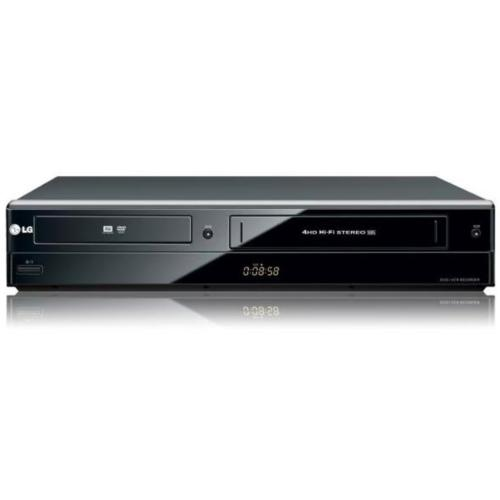 RC897T Super-multi Dvd Recorder/vcr With Digital Tuner